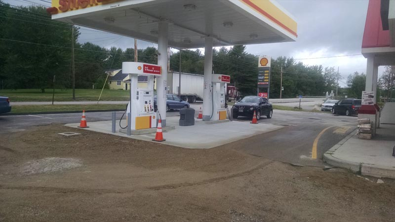 Bethel CNB Tank Replacement